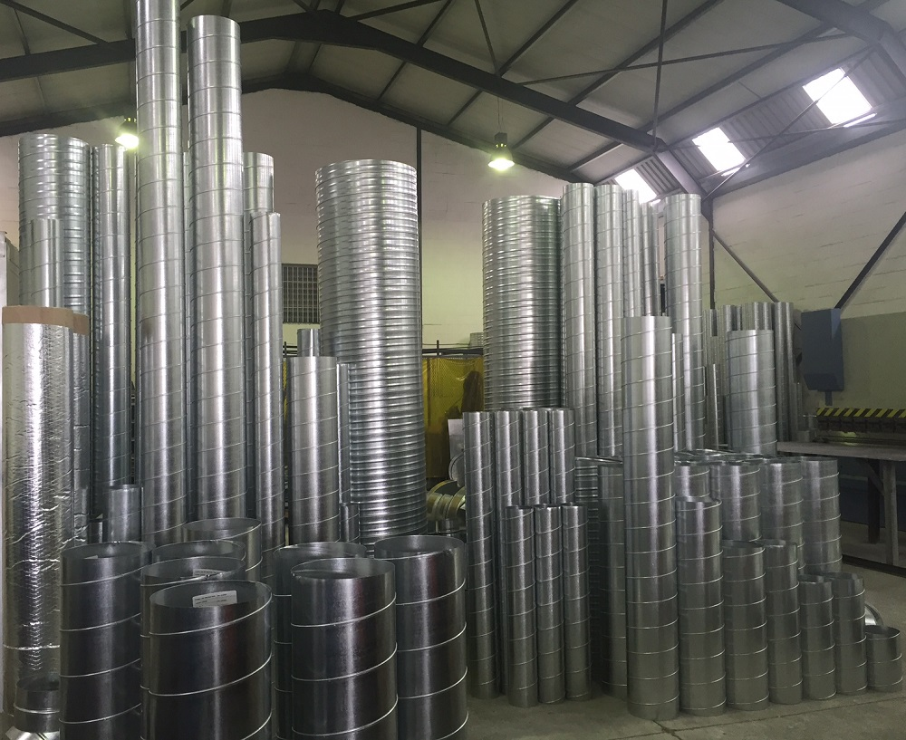 Cape Sheet Metal Works Air Con Ducting